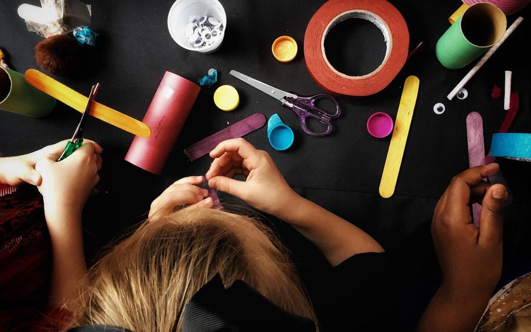 Pourquoi proposer une activité artistique à mon enfant ?