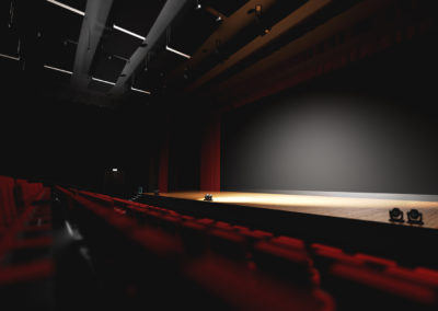 Stage Play theater